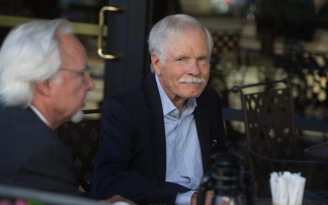 WHAT TED TURNER WANTS YOU TO KNOW ABOUT HIS NEW SOUTH CHARLOTTE RESTAURANT